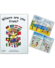 Big Book - Where are you from?