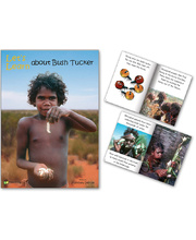 Big Book - Let's Learn about Bush Tucker