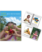 Big Book - Let's Learn about Eating Healthy