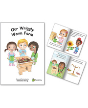 Big Book - Our Wriggly Worm Farm