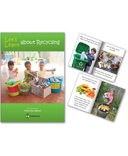 Big Book - Let's Learn about Recycling