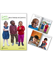 Big Book - Learn about Feelings and Emotions