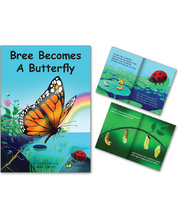 Big Book - Bree Becomes A Butterfly