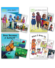 Big Book - Let's Learn & Explore Set of 4