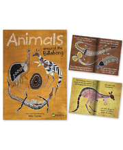 Big Book - Animals around the Billabong