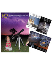 Big Book - Let's Learn about the Universe