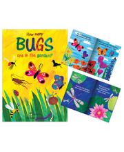 Big Book - How many bugs are in the Garden?