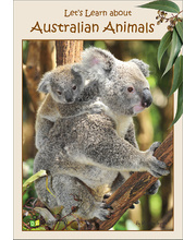 Big Book - Let's Learn about Australian Animals