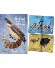 Big Book - Birds around the Billabong