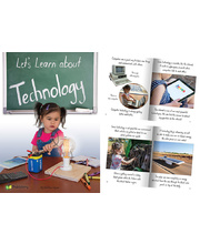 Big Book - Let's Learn about Technology