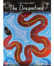 Big Book - Let's Learn about The Dreamtime
