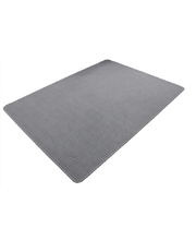 Natural Seating Carpet Mat - Jumbo Rectangle Taupe 3.6 x 2.7m