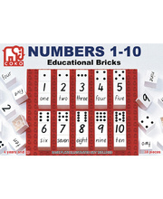 Coko Numbers 1 to 10 - 30pcs