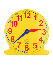 LCBF Right On Time Teachers Clock - 30cm