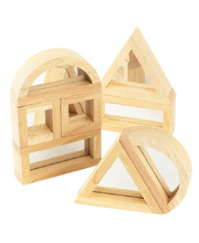 *SPECIAL: Jumbo Mirror Blocks - Set of 8