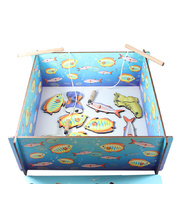 Tuzzles Magnetic Environmental Fishing Game