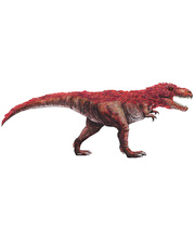 Tuzzles Feathered T-Rex Floor Puzzle - 80pcs