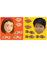 Tuzzles Emotional Literacy Puzzles - Set of 2