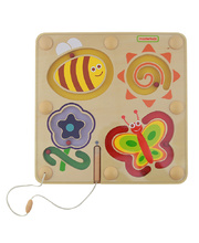 Masterkidz Magnetic Sliding Maze - Insects