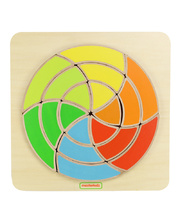 Masterkidz Spiral Wheel Board