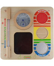 Masterkidz Wall Elements - Temperature Discovery Board