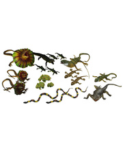 Reptile Collection - 18pcs