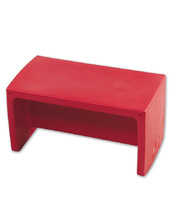 *SPECIAL: Bright Colours Adapta Bench - Red