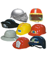 Play Helmets - Set of 8 Helmets