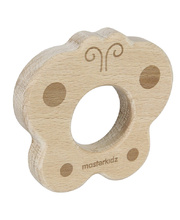 *SPECIAL: All Natural Wooden Teether - Butterfly