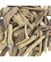Natural Exploration or Craft Pack - Driftwood 1kg Bag Loose