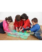 Clear Exploration & Water Play Tray