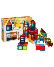 Playmags Magnetic Building Blocks - 100pcs