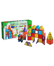 Playmags Magnetic Building Blocks - 150pcs