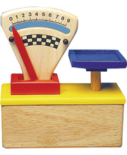Santoys Timber Food Scales