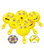 Tuzzles Human Emotions Memory Game - 8pcs
