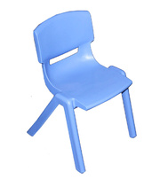Billy Kidz Resin Stackable Chair 26cm - Blue