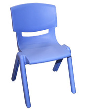 Billy Kidz Resin Stackable Chair Blue - 30cm