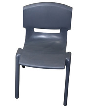 Billy Kidz Resin Stackable Chair Grey - 30cm