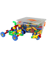 @Billy Kidz Construction Set - Pipe Tubes 128pcs