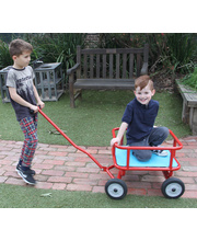 Billy Kidz Pull Along Trolley/Cart