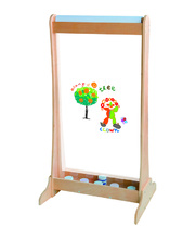 Billy Kidz Acrylic See Through Easel 120cmH