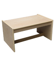 Billy Kidz Natural Wooden Coffee Table