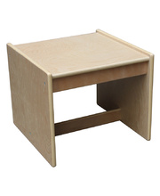 Billy Kidz Natural Wooden Side Table