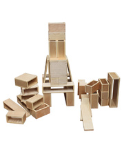 Billy Kidz Hollow Blocks - 36pcs