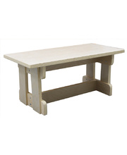 Billy Kidz Birch Bench Seat - Short 70cm
