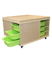 Billy Kidz Mobile Play Table