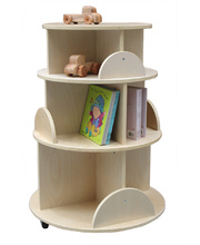 Billy Kidz Revolving Mobile Storage Unit