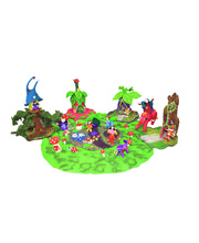 Fairy Felt Home & Fairy Set - Medium Set 19pcs