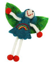 Felt Rainbow Fairy - Small 14cm