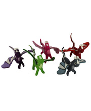 Fairy Felt Magical Dragon - Large 22cmH